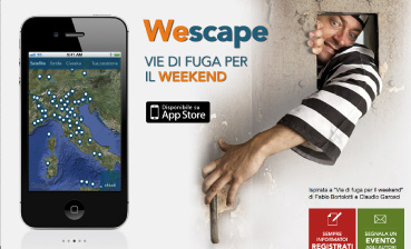 WESCAPE - New App